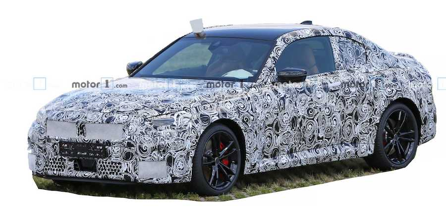 Next-Gen BMW 2 Series Coupe Spotted Again In Multiple Flavors