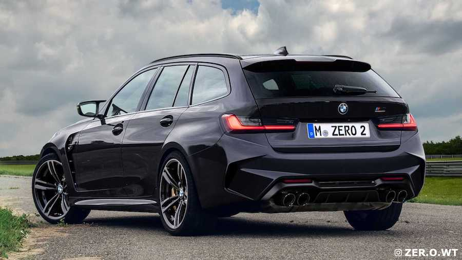 BMW M3 Touring Approved for Production? Audi RS4 Killer Could Arrive After 2023