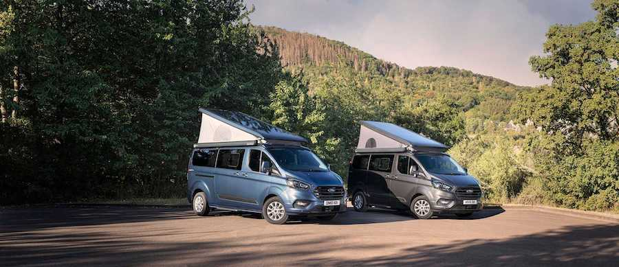 Ford Transit Custom Nugget Camper Stretches Out With New LWB Model