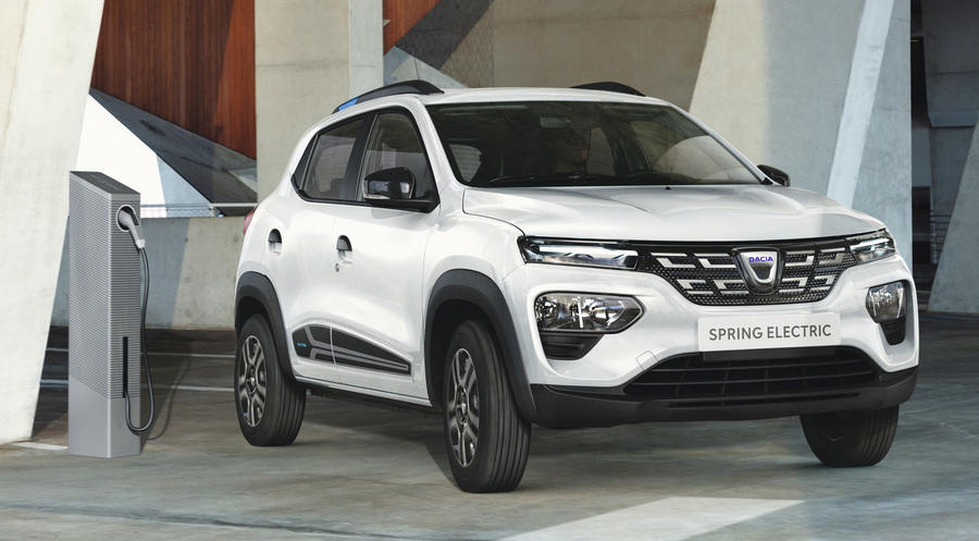 "New Dacia Spring EV is ""being evaluated"" for UK sale"