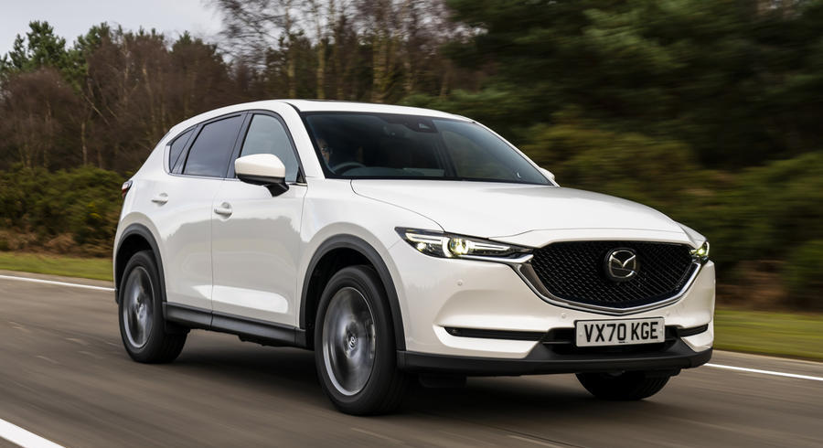Mazda CX-5 gains 2.5-litre petrol engine and new tech for 2021