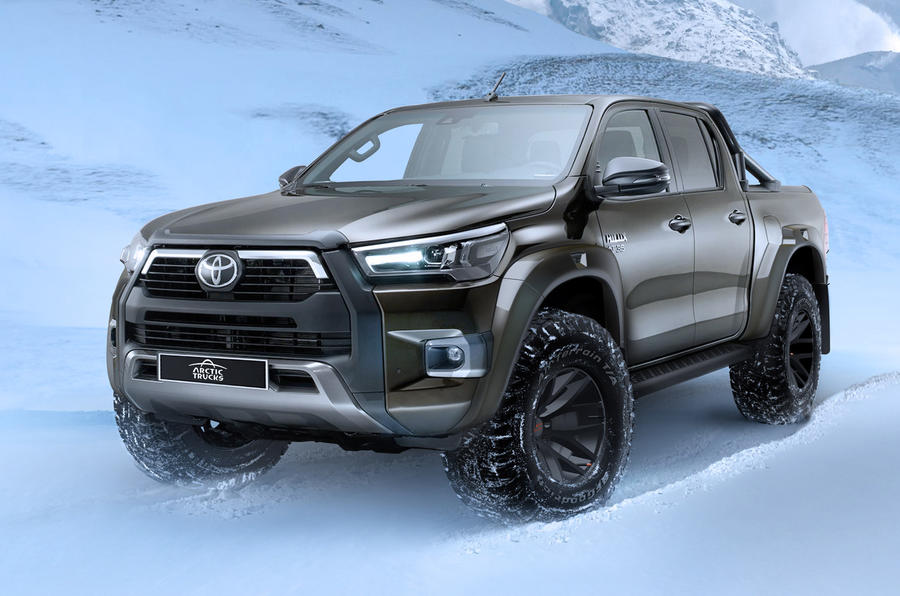 2021 Toyota Hilux AT35 Revealed As Rugged Truck With Off-Road Upgrades