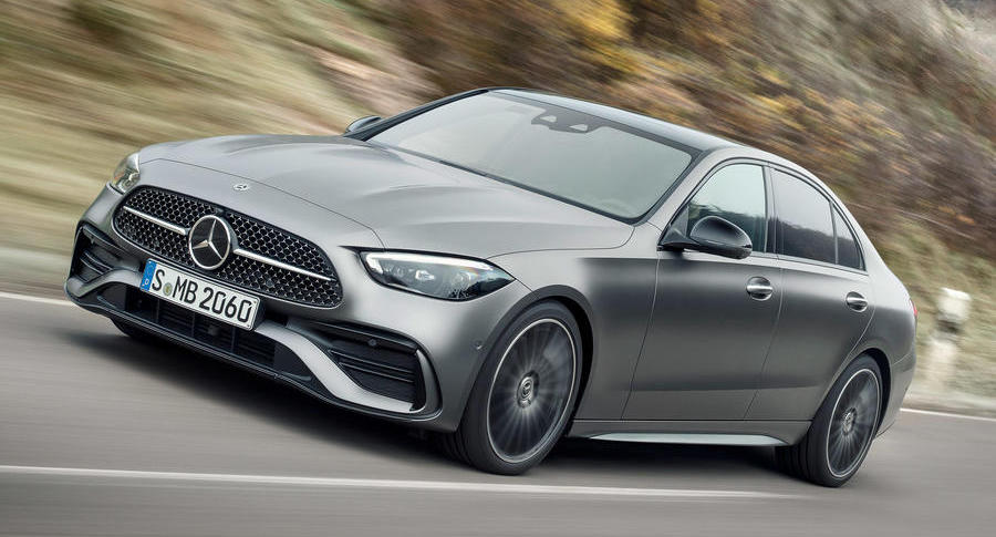 New 2021 Mercedes-Benz C-Class arrives with luxury focus