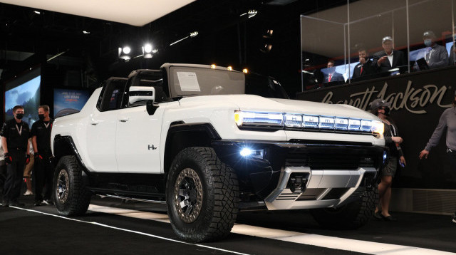 "2023 Hummer EV is 819bhp 4x4 with ""maximum off-road ability"""