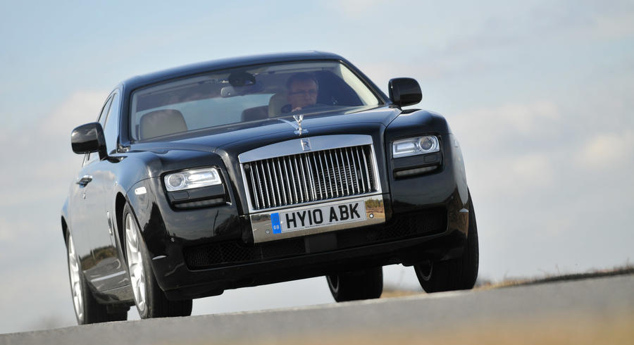 Used car buying guide: Rolls-Royce Ghost