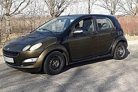 2004' Smart Forfour