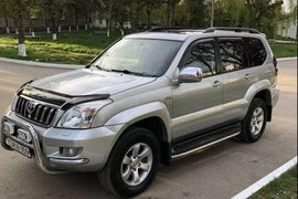 2007' Toyota Land Cruiser Prado