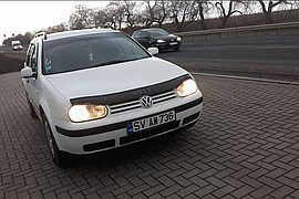 2001' Volkswagen Golf