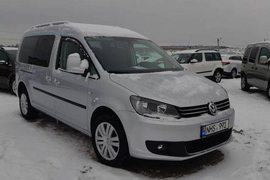 2012' Volkswagen Caddy