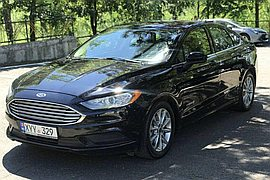 2016' Ford Fusion