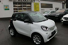 2015' Smart Fortwo
