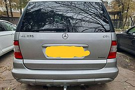 2004' Mercedes-Benz Ml