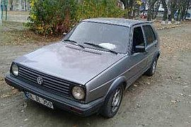 1990' Volkswagen Golf