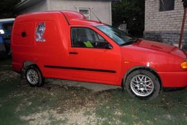 2002' Volkswagen Caddy