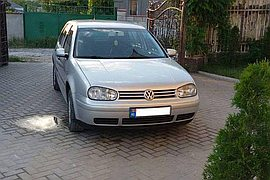 2000' Volkswagen Golf