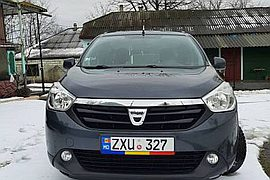 2012' Dacia Lodgy