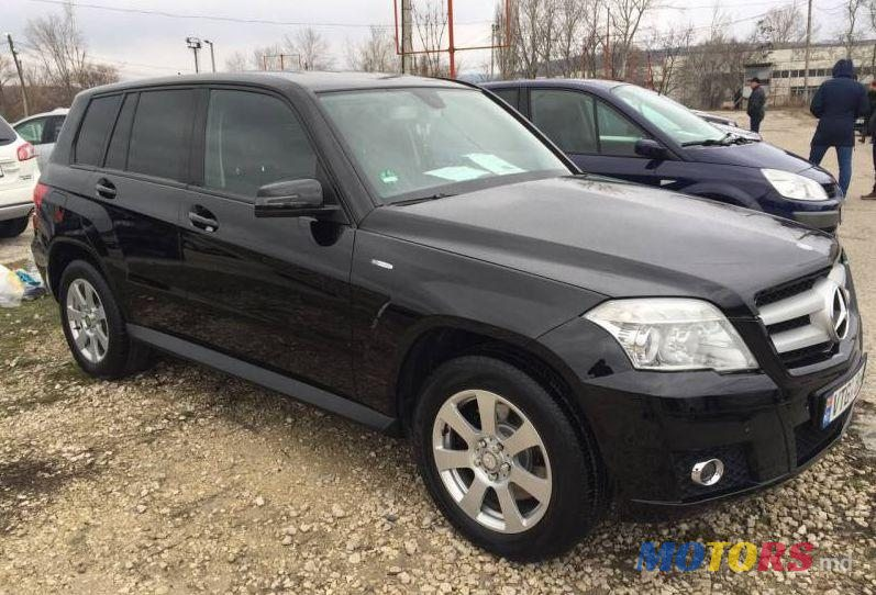2009 Mercedes Benz Glk For Sale 16 800 Chisinău Moldova