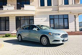 2013' Ford Fusion