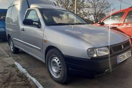 2001' Volkswagen Caddy