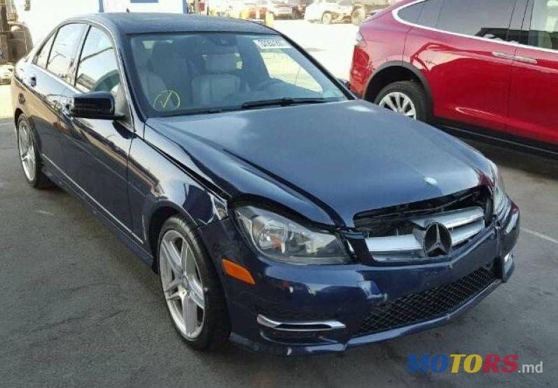 2014 39 mercedes benz c for sale 13 300 chi in u moldova for Mercedes benz 6550