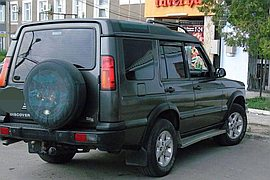 2004' Land Rover Discovery
