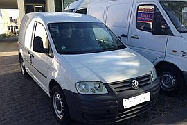 2004' Volkswagen Caddy
