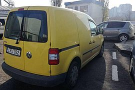 2005' Volkswagen Caddy