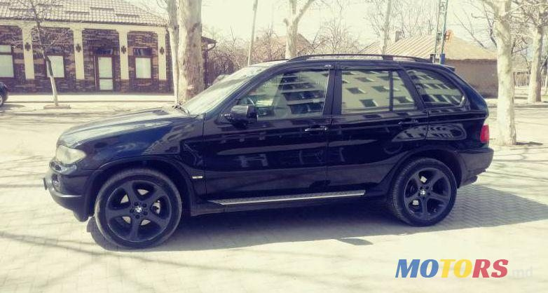 2005\' BMW X5 for sale - €9,700. Cahul, Moldova