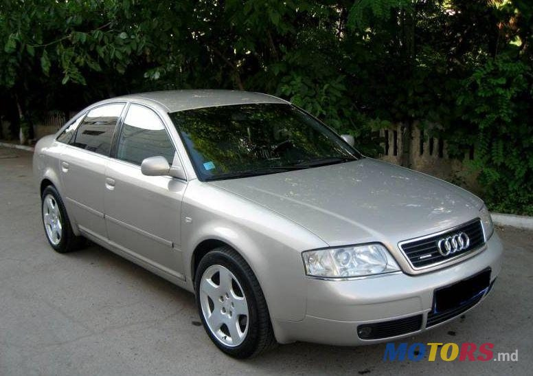 2001 Audi A6 For Sale 4700 Chiinu Moldova