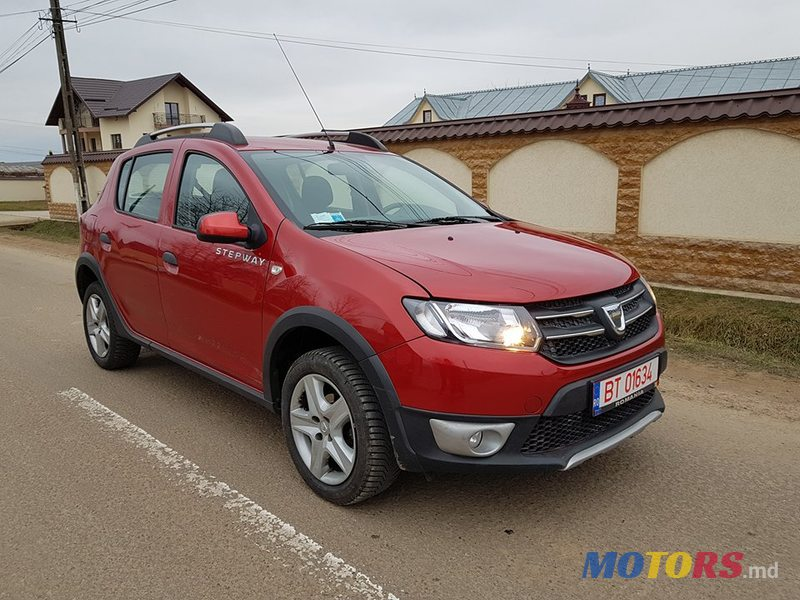 2014 39 dacia sandero stepway for sale 6 499 constantin. Black Bedroom Furniture Sets. Home Design Ideas