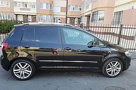 2009' Volkswagen Golf Plus