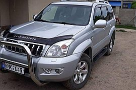 2003' Toyota Land Cruiser Prado