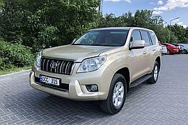 2010' Toyota Land Cruiser Prado