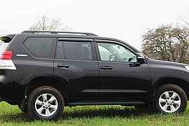 2009' Toyota Land Cruiser Prado
