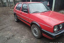 1992' Volkswagen Golf