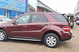 2008' Mercedes-Benz Ml
