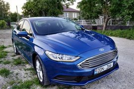 2018' Ford Fusion