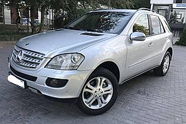 2006' Mercedes-Benz Ml