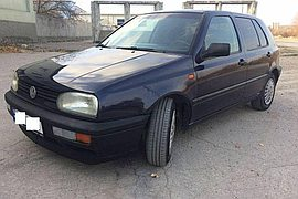 1993' Volkswagen Golf