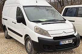 2007' Citroen Jumpy