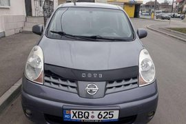 2009' Nissan Note