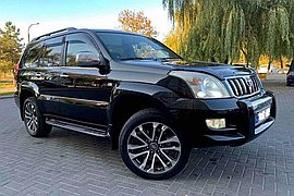 2008' Toyota Land Cruiser Prado