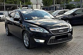 2008' Ford Mondeo