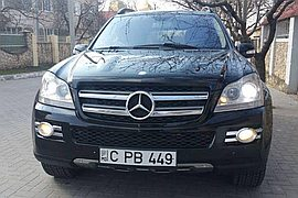 2008' Mercedes-Benz Gl