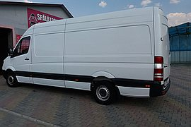 2007' Mercedes-Benz Sprinter 315 maxi