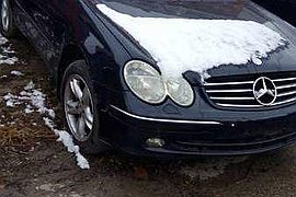2003' Mercedes-Benz Clk