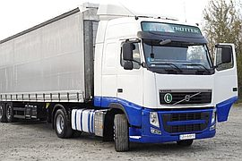 2008' Volvo fh 440