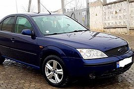 2001' Ford Mondeo