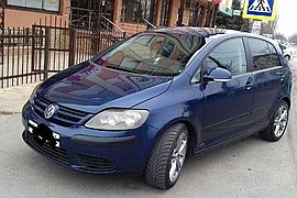 2005' Volkswagen Golf Plus