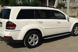 2007' Mercedes-Benz Gl